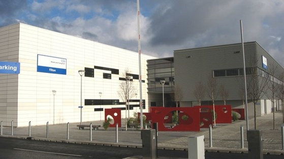 NHS Blood & Transport Extension Filton Bristol